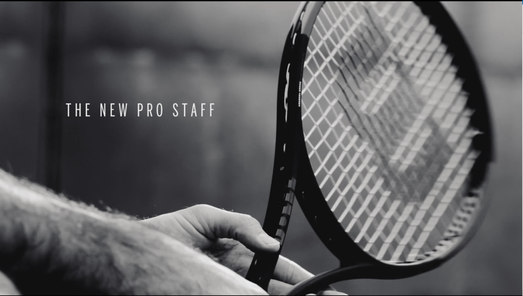 The Pro Staff 2017- Racquet Design Reinvented
