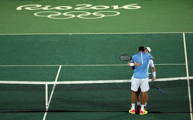 Best sportsmanship moments  in tennis