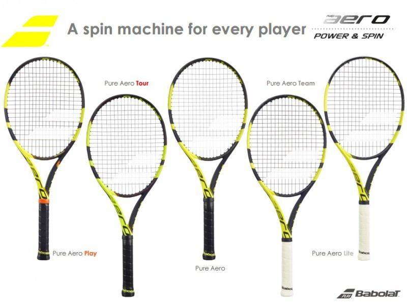 Babolat-Pure-Aero-racket-family-2016