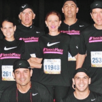 Tennis Plaza Running Team. Miami Marathon