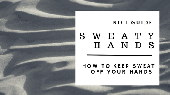 How to Keep Sweat off Messing Up Your Game and Your Gear.