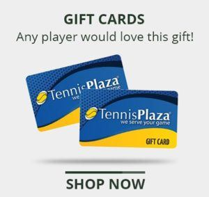 tennis holiday gift cards