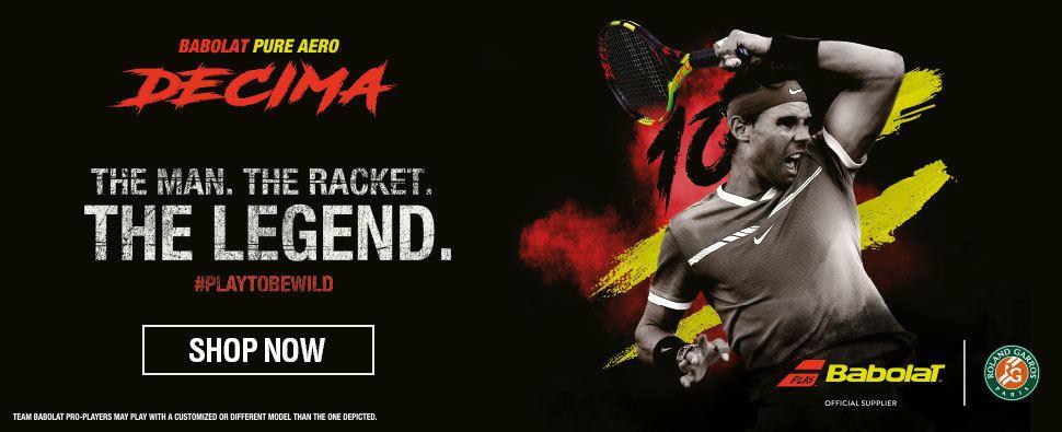 Babolat-Pure-Aero-la-Decima-Tennis-Racquets