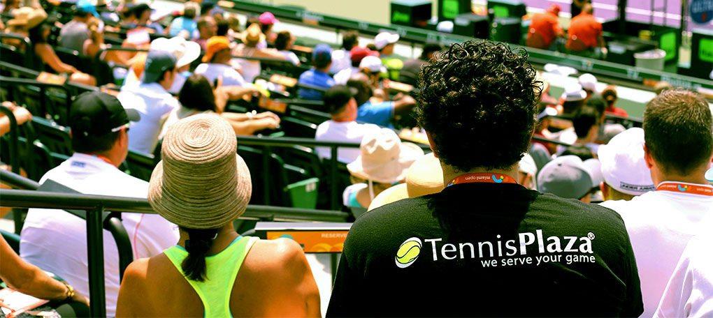 Tennis Plaza – Proud Sponsor of the 2018 Miami Open