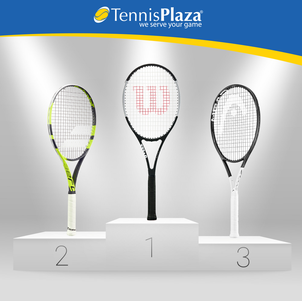 Which Racquet Has Won The Most ATP Tournaments (So Far) – 2018