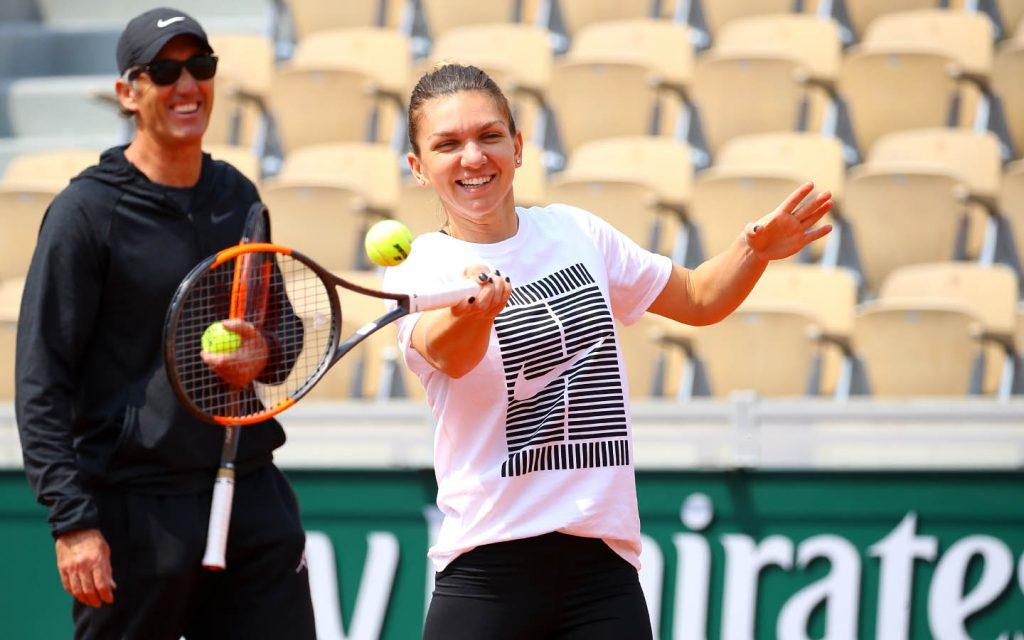 Simona Halep to Start 2019 Coachless