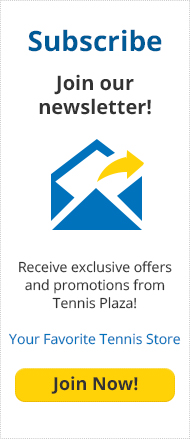 Tennis Plaza Newsletter Signup