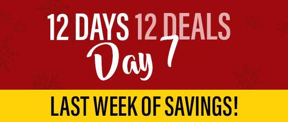 December Deals Day 7