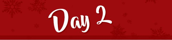 December Deals Day 2