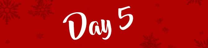 Holiday December 5 Deals