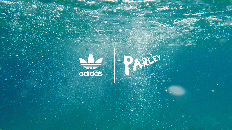 Adidas X Parley >> Adidas X Parley Tennis Collection