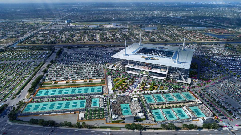 TennisPlaza – Proud Sponsor of the Miami Open 2019