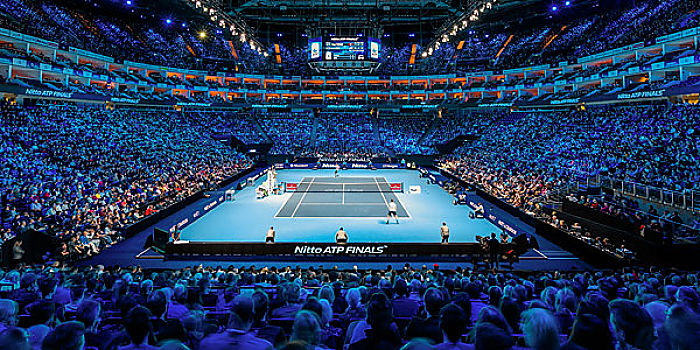 NITTO ATP Finals Change's Locations