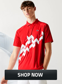 New Lacoste Novak Collection